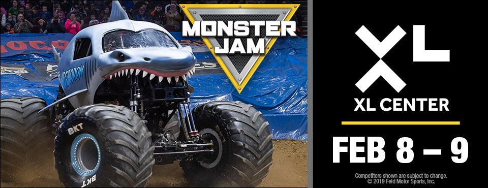 Monster Truck Show 2020.Monster Jam Xl Center
