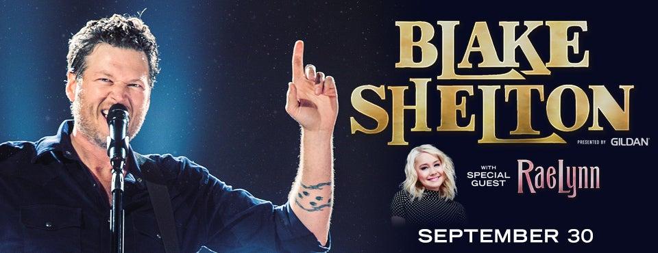 Blake Shelton Xl Center