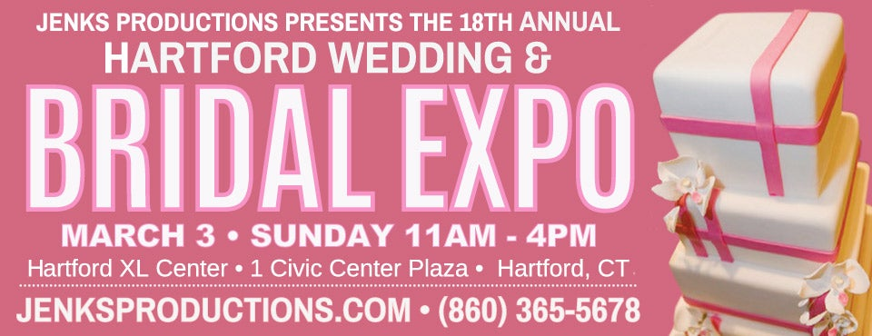 2019 Hartford Wedding & Bridal Expo | XL CENTER