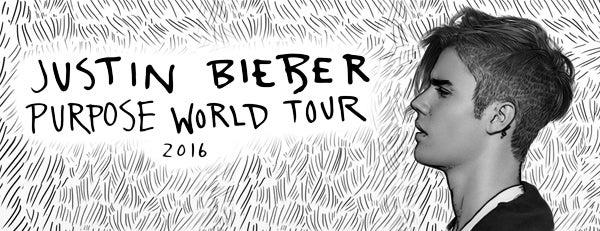 Justin bieber purpose world tour xl center justin bieber purpose world tour m4hsunfo
