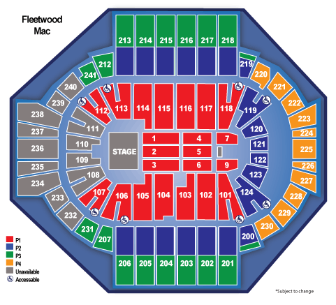 Concert Seating Chart Xl2018 Ehc0315e Png