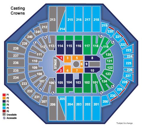 Concert Xl Center