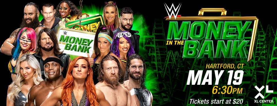 WWE Money in the Bank | XL CENTER